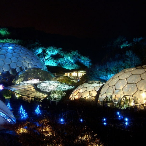 Eden Project First Breath